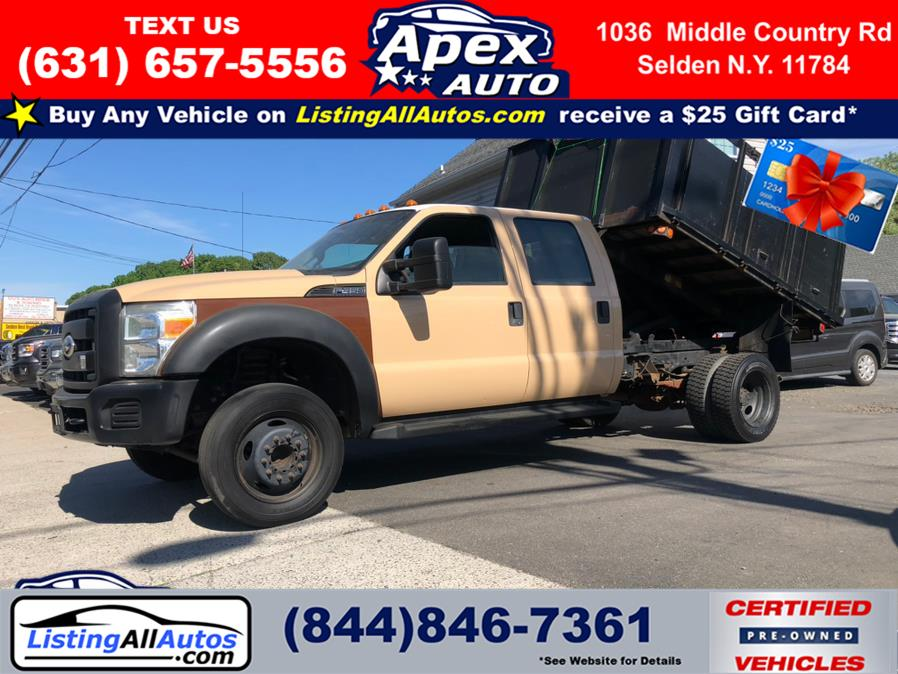 Used 2011 Ford F-450 in Patchogue, New York | www.ListingAllAutos.com. Patchogue, New York