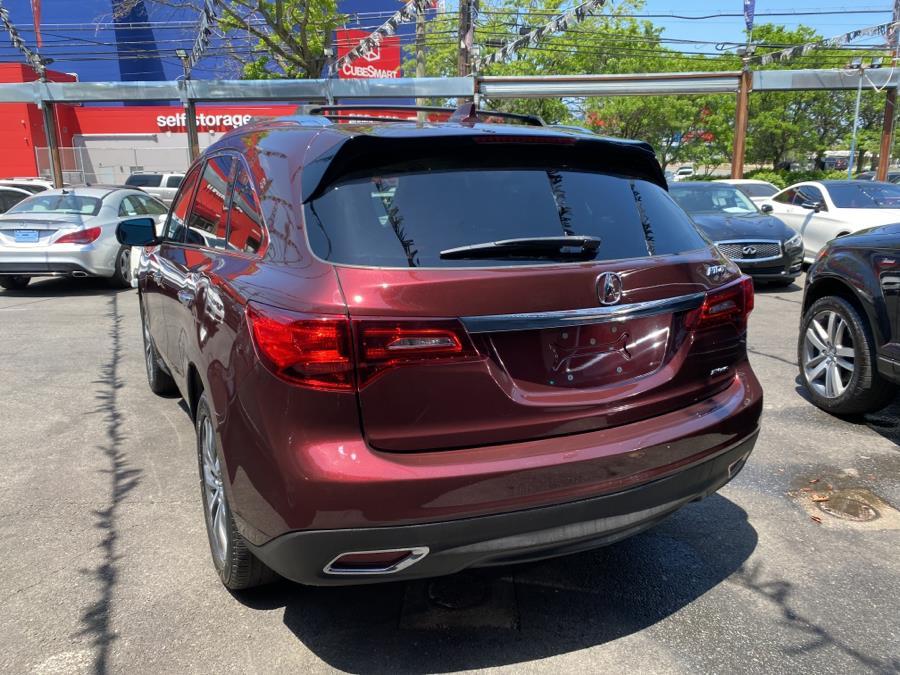 Used Acura MDX SH-AWD 4dr w/Tech/AcuraWatch Plus 2016 | Champion Auto Sales. Bronx, New York