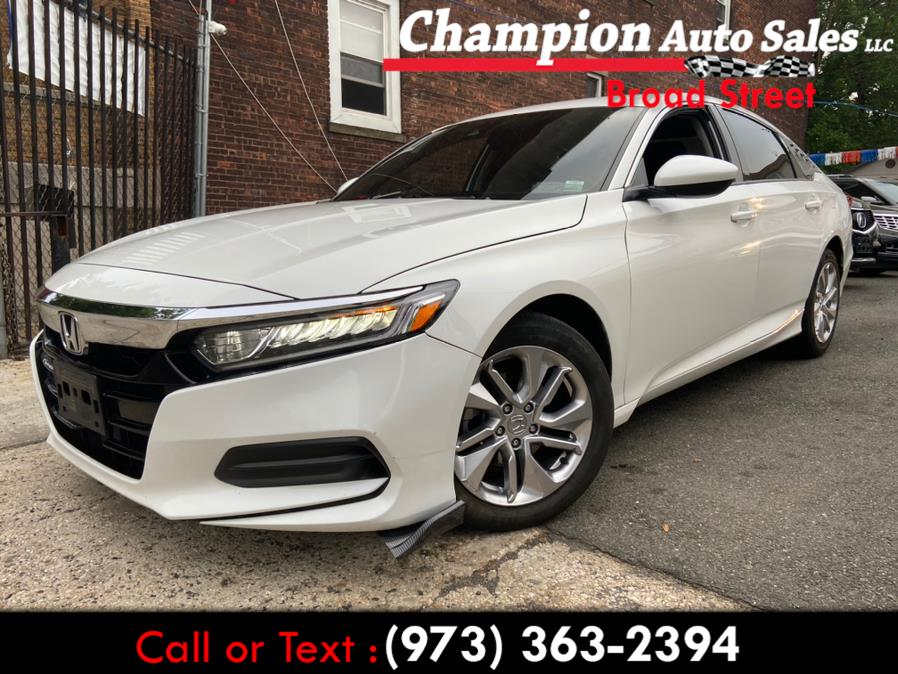 Used 2019 Honda Accord Sedan in Newark, New Jersey | Champion Auto Sales. Newark, New Jersey