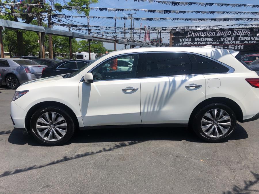 Used Acura MDX SH-AWD 4dr Tech Pkg 2014 | Champion Auto Sales. Bronx, New York