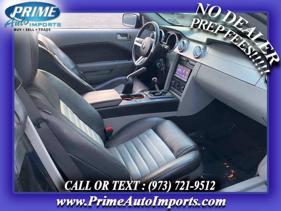 Used Ford Mustang 2dr Cpe GT Premium California Special 2008   Prime Auto Imports. Bloomingdale, New Jersey
