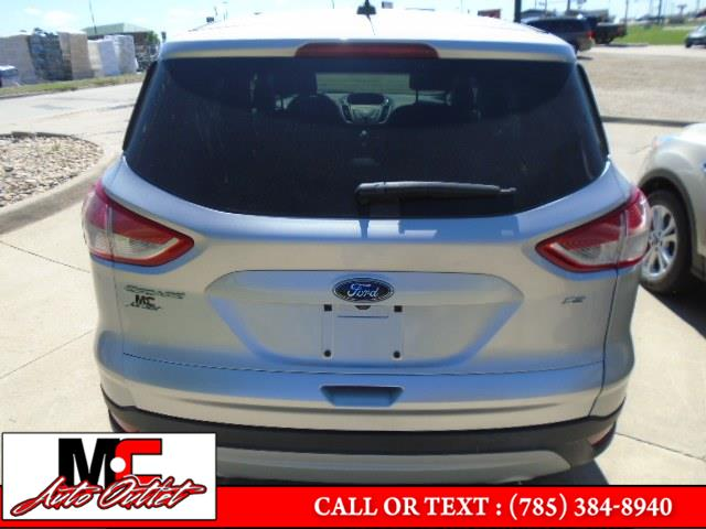 Used Ford Escape FWD 4dr SE 2016 | M C Auto Outlet Inc. Colby, Kansas