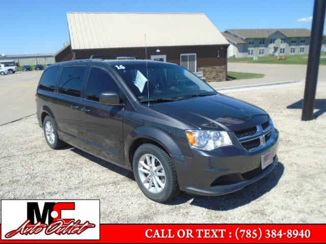 Used 2016 Dodge Grand Caravan in Colby, Kansas | M C Auto Outlet Inc. Colby, Kansas