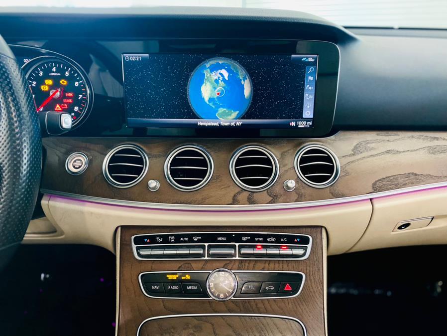 Used Mercedes-Benz E-Class E 300 4MATIC Sedan 2018 | C Rich Cars. Franklin Square, New York