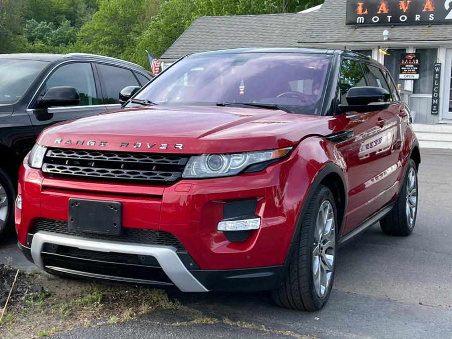 Used Land Rover Range Rover Evoque 5dr HB Dynamic Premium 2012 | Lava Motors 2 Inc. Canton, Connecticut