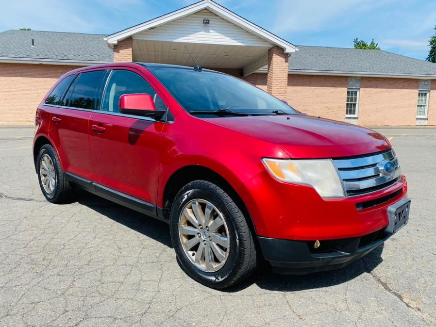 Used Ford Edge 4dr Limited AWD 2008 | Supreme Automotive. New Britain, Connecticut