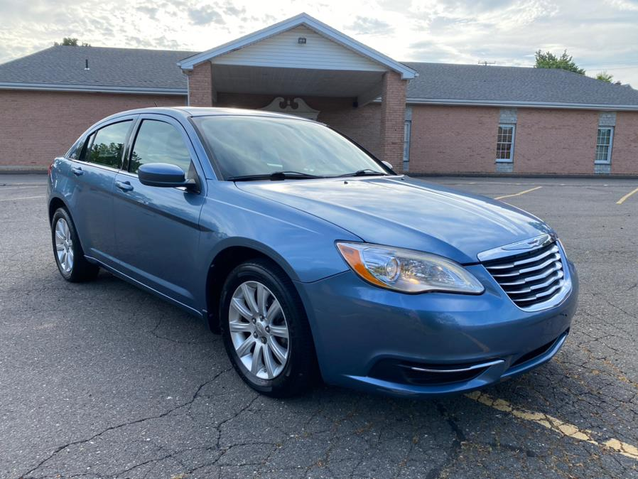 Used Chrysler 200 4dr Sdn Touring 2011 | Supreme Automotive. New Britain, Connecticut