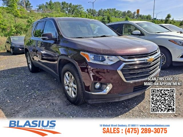 Used Chevrolet Traverse LT 2018 | Blasius Federal Road. Brookfield, Connecticut