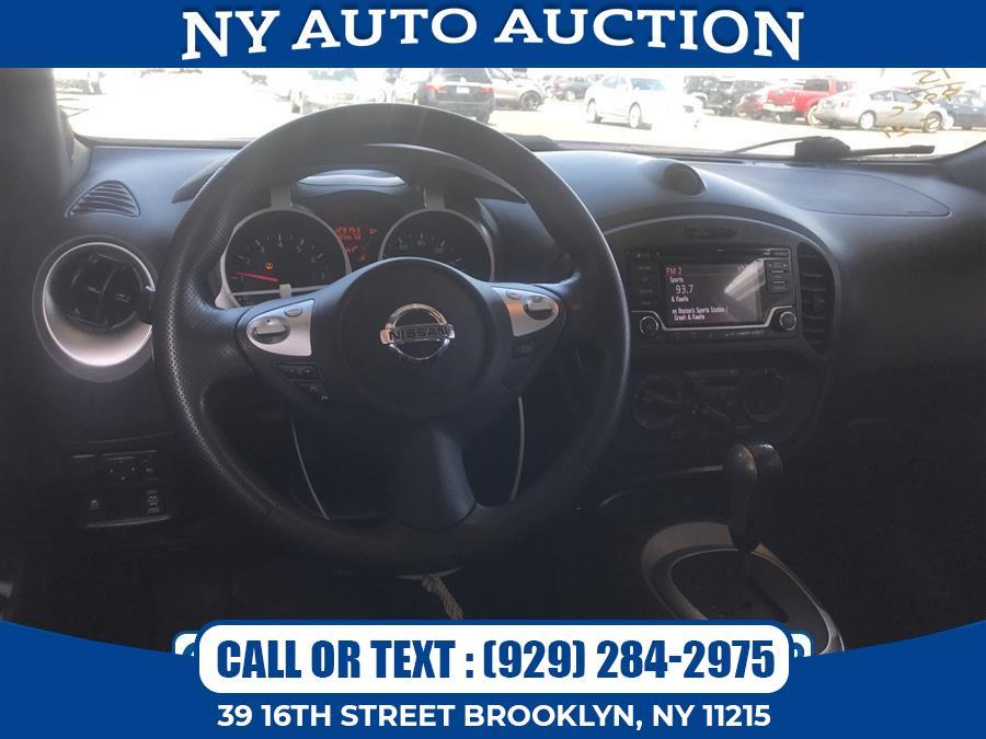 Used Nissan JUKE 5dr Wgn CVT SL AWD 2015 | NY Auto Auction. Brooklyn, New York