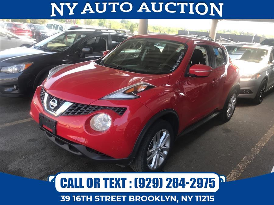 2015 Nissan JUKE 5dr Wgn CVT SL AWD, available for sale in Brooklyn, NY