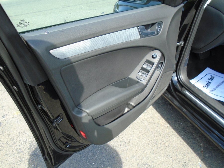 Used Audi A4 4dr Sdn Auto quattro 2.0T Premium 2012 | Jim Juliani Motors. Waterbury, Connecticut