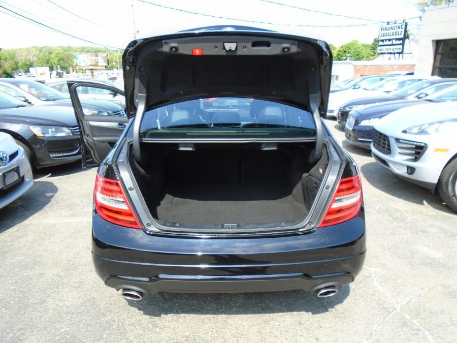 Used Mercedes-Benz C-Class C 300 AWD 3.5L V6 2014 | Jim Juliani Motors. Waterbury, Connecticut