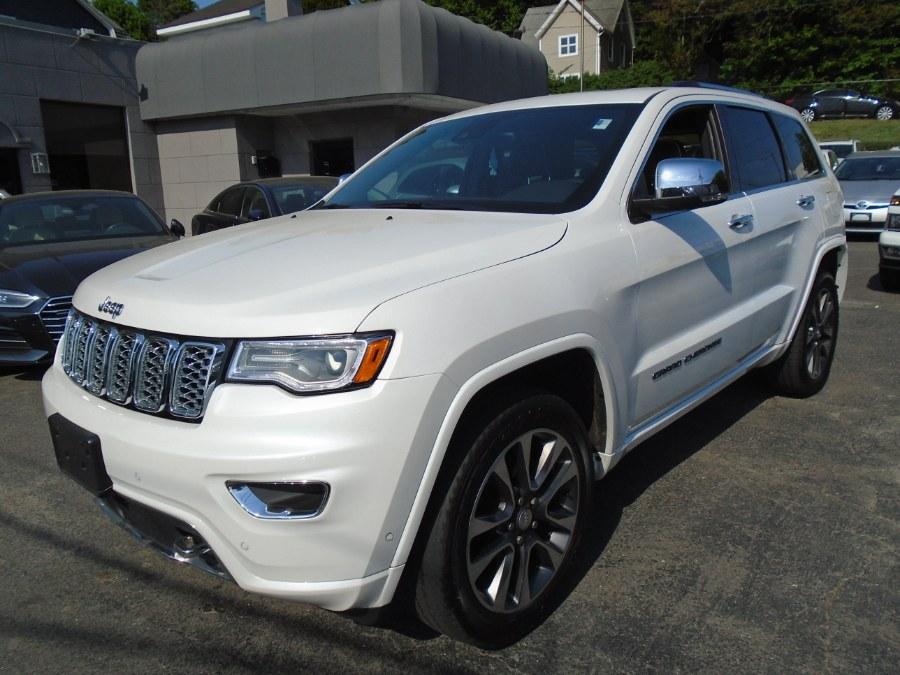 Used Jeep Grand Cherokee Overland 4x4 2017 | Jim Juliani Motors. Waterbury, Connecticut