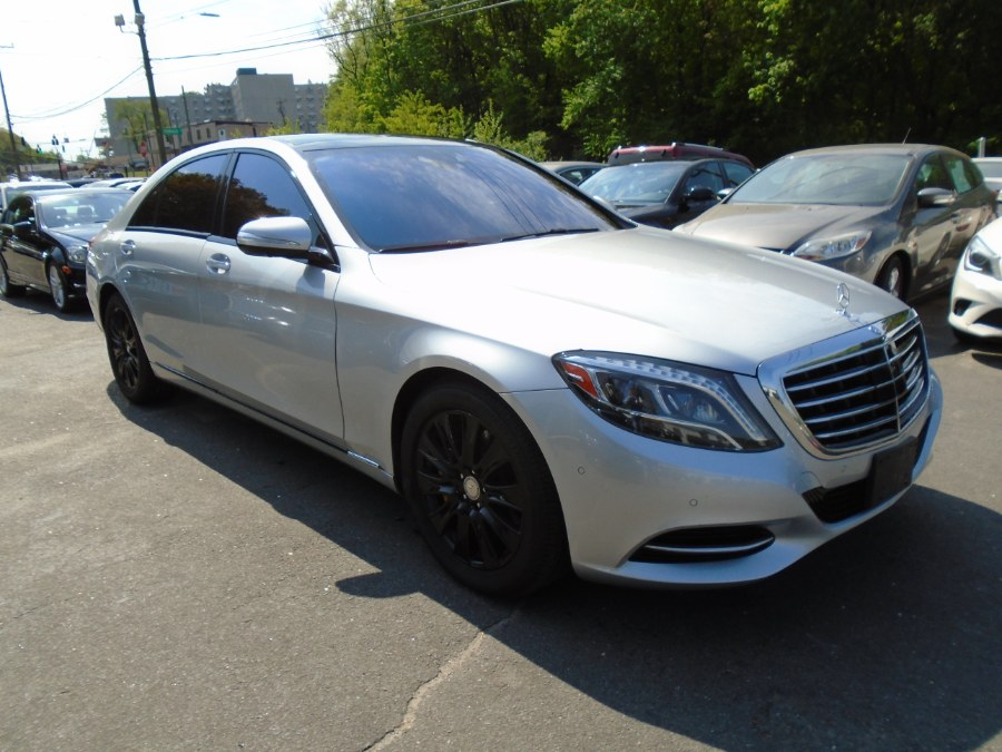 Used 2015 Mercedes-Benz S-Class in Waterbury, Connecticut | Jim Juliani Motors. Waterbury, Connecticut