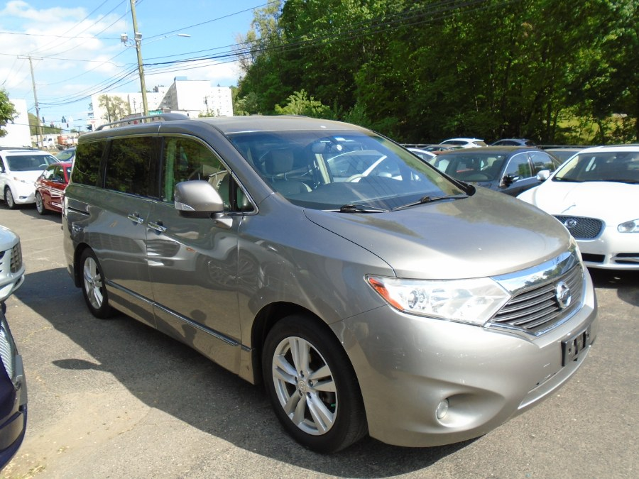 Used 2011 Nissan Quest in Waterbury, Connecticut   Jim Juliani Motors. Waterbury, Connecticut