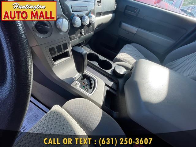 Used Toyota Tundra 4WD Truck Dbl 5.7L V8 6-Spd AT 2010 | Huntington Auto Mall. Huntington Station, New York