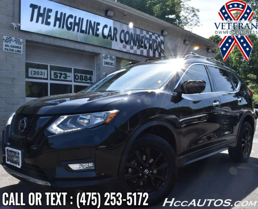 Used 2018 Nissan Rogue in Waterbury, Connecticut | Highline Car Connection. Waterbury, Connecticut