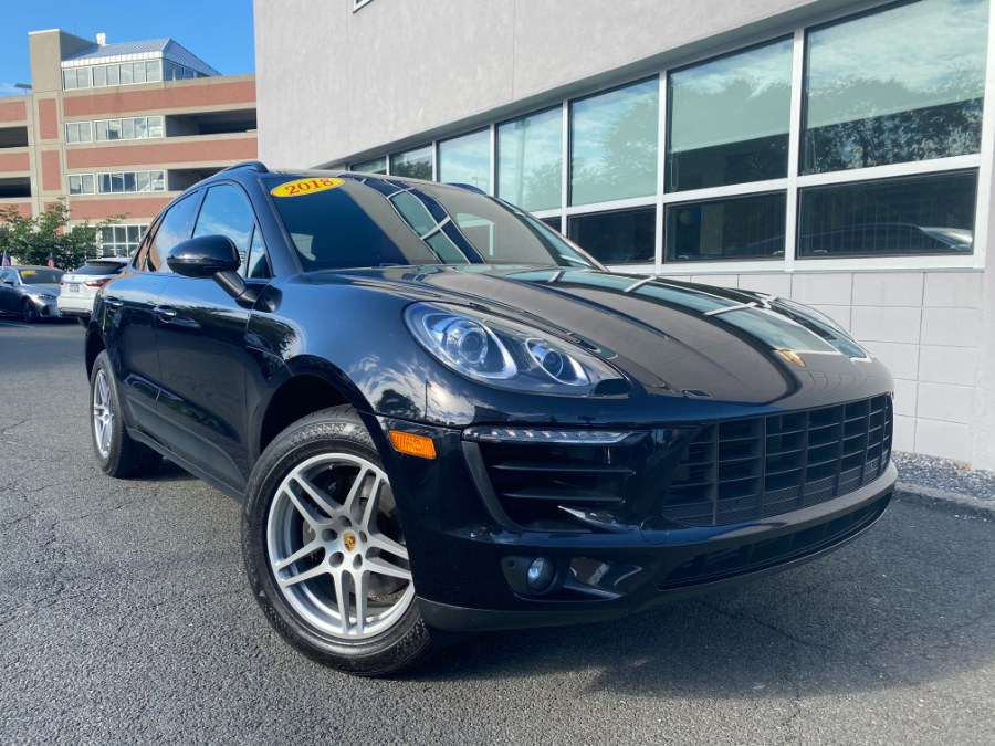 Used Porsche Macan AWD 2018 | Apex Westchester Used Vehicles. White Plains, New York