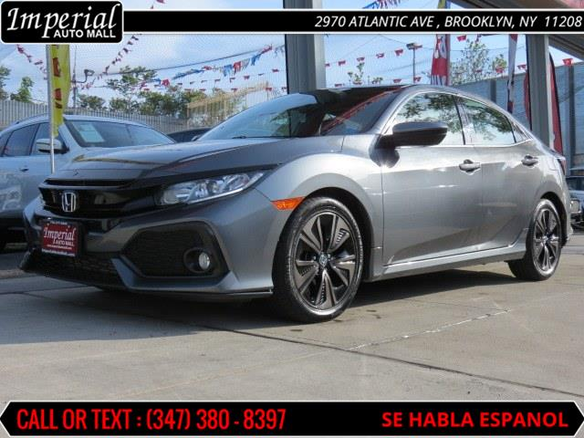 Used Honda Civic Hatchback EX-L Navi CVT 2018   Imperial Auto Mall. Brooklyn, New York