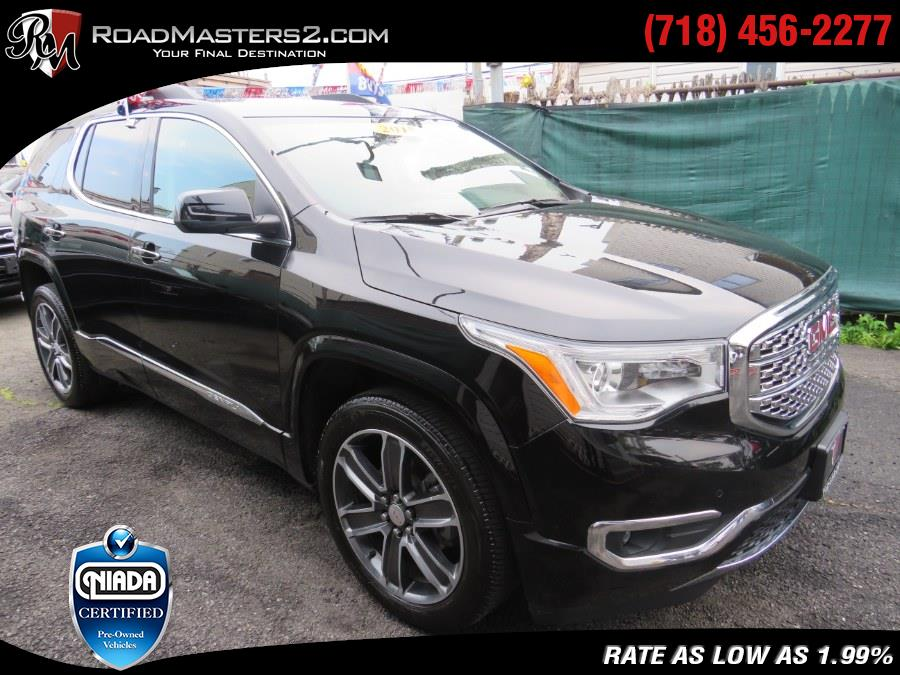 Used GMC Acadia AWD 4dr Denali 2018 | Road Masters II INC. Middle Village, New York