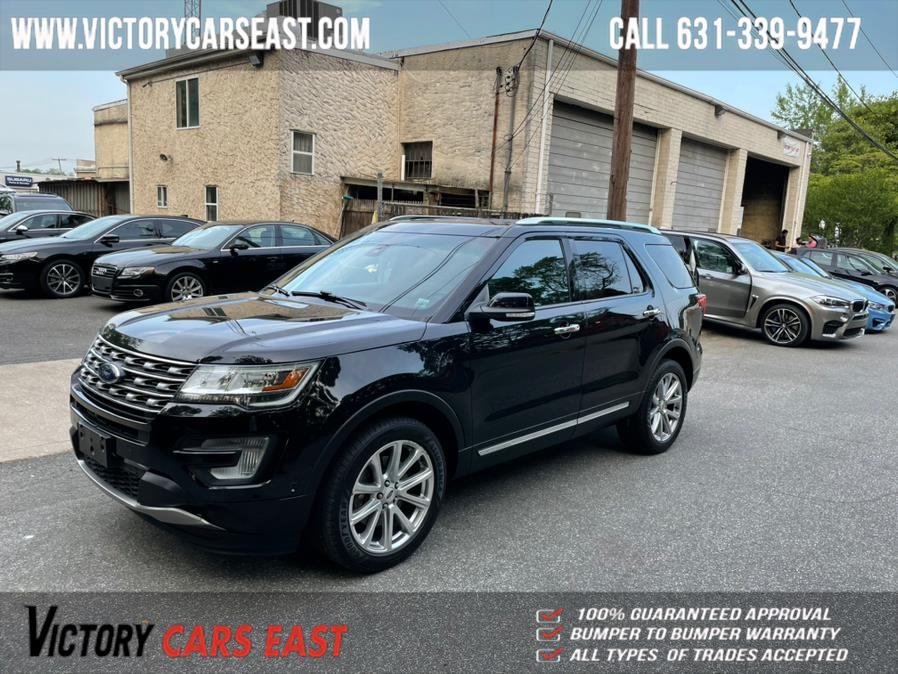 Used Ford Explorer Limited 4WD 2017 | Victory Cars East LLC. Huntington, New York