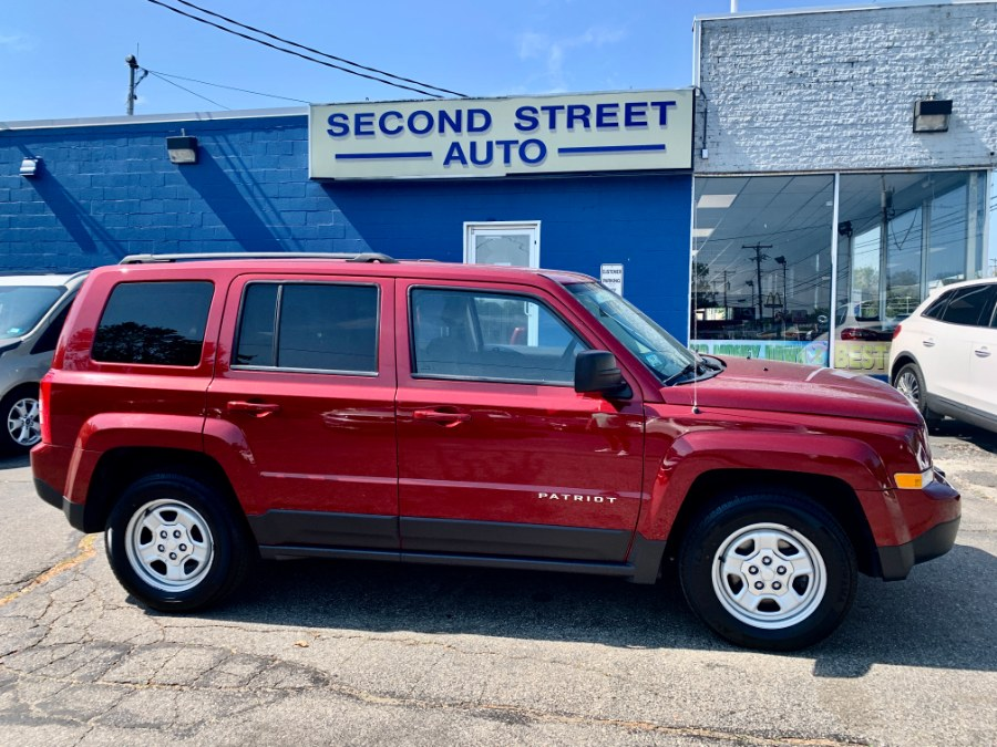 Used 2016 Jeep Patriot in Manchester, New Hampshire | Second Street Auto Sales Inc. Manchester, New Hampshire