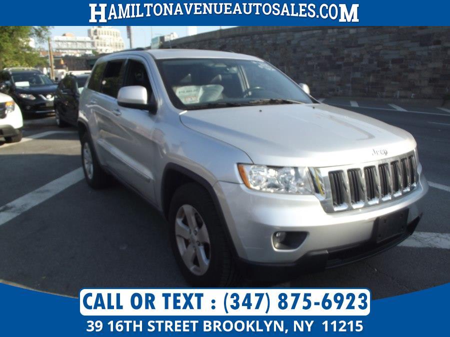 Used Jeep Grand Cherokee 4WD 4dr Laredo 2012   Hamilton Avenue Auto Sales DBA Nyautoauction.com. Brooklyn, New York