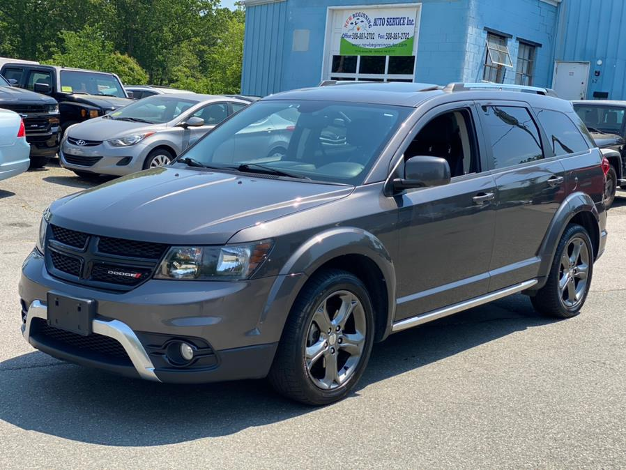 Used 2015 Dodge Journey in Ashland , Massachusetts | New Beginning Auto Service Inc . Ashland , Massachusetts