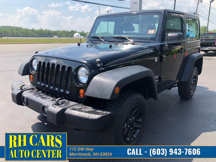 Used Jeep Wrangler Sport 4WD 2011 | RH Cars LLC. Merrimack, New Hampshire