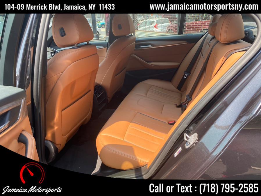 Used BMW 5 Series 540i xDrive Sedan 2018 | Jamaica Motor Sports . Jamaica, New York