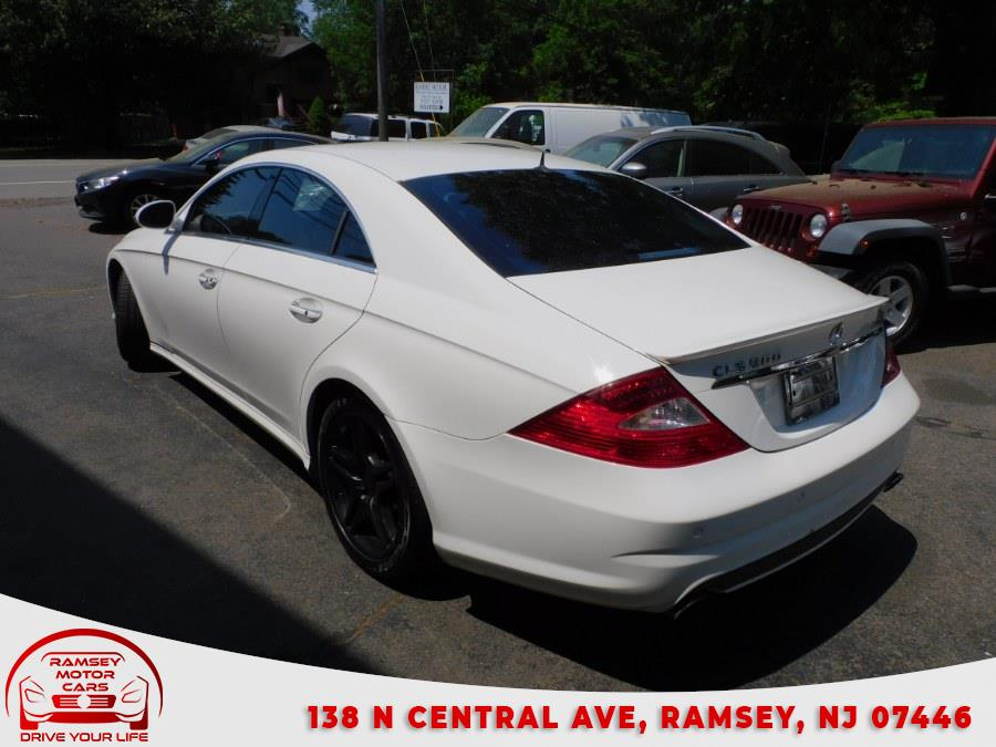 Used Mercedes-Benz CLS-Class 500 4dr Sdn 5.5L AMG 2006 | Ramsey Motor Cars Inc. Ramsey, New Jersey