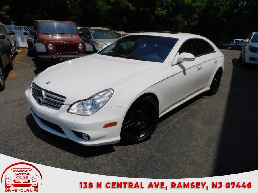 Used 2006 Mercedes-Benz CLS-Class in Ramsey, New Jersey | Ramsey Motor Cars Inc. Ramsey, New Jersey