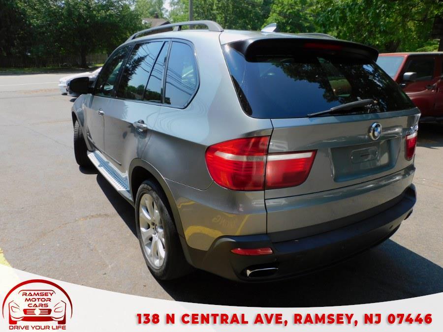 Used BMW X5 AWD 4dr 4.8i 2008   Ramsey Motor Cars Inc. Ramsey, New Jersey