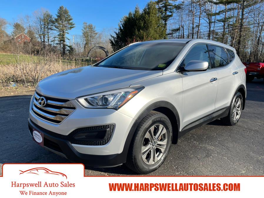 Used Hyundai Santa Fe Sport AWD 4dr 2.4 2015 | Harpswell Auto Sales Inc. Harpswell, Maine