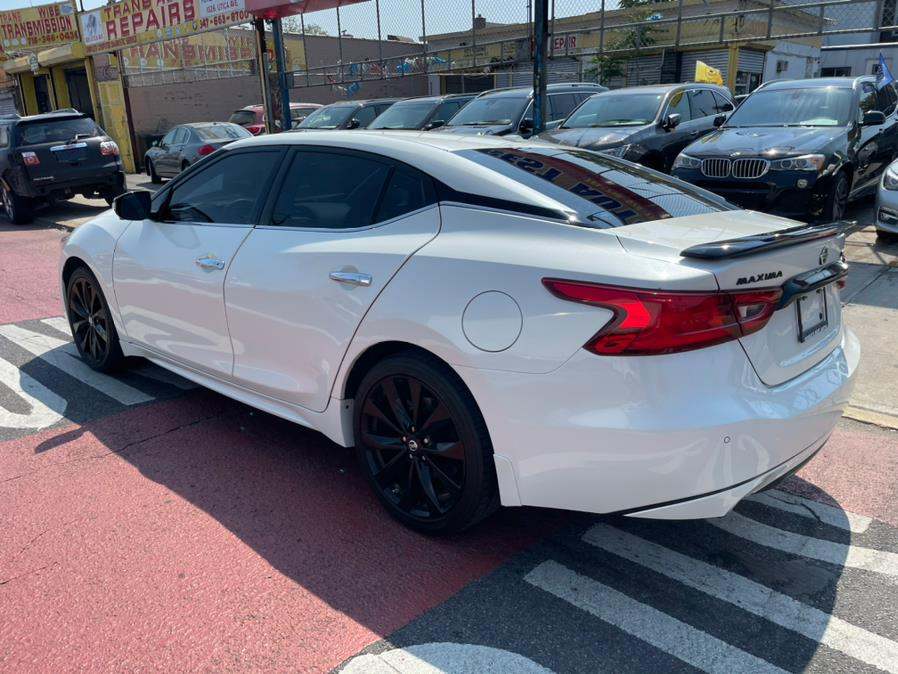 2018 Nissan Maxima SR Midnight Edition, available for sale in Brooklyn, NY