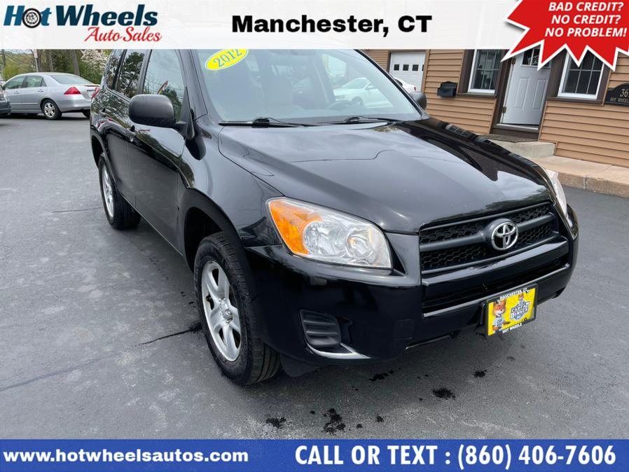 Used 2012 Toyota RAV4 in Manchester, Connecticut | Hot Wheels Auto Sales LLC. Manchester, Connecticut