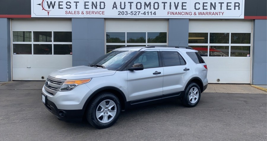 Used 2014 Ford Explorer in Waterbury, Connecticut | West End Automotive Center. Waterbury, Connecticut