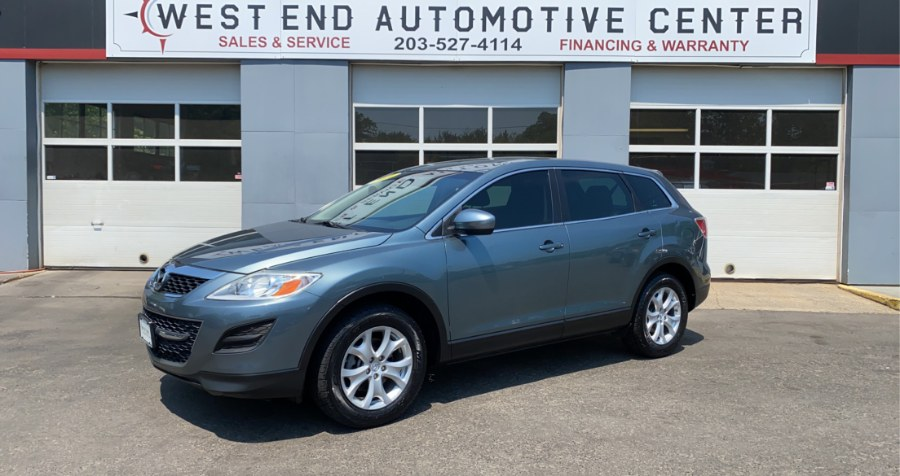 Used 2012 Mazda CX-9 in Waterbury, Connecticut | West End Automotive Center. Waterbury, Connecticut