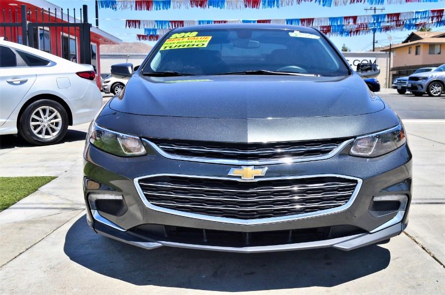 Used Chevrolet Malibu 4dr Sdn LT w/1LT 2018   Fusion Motors Inc. Moreno Valley, California