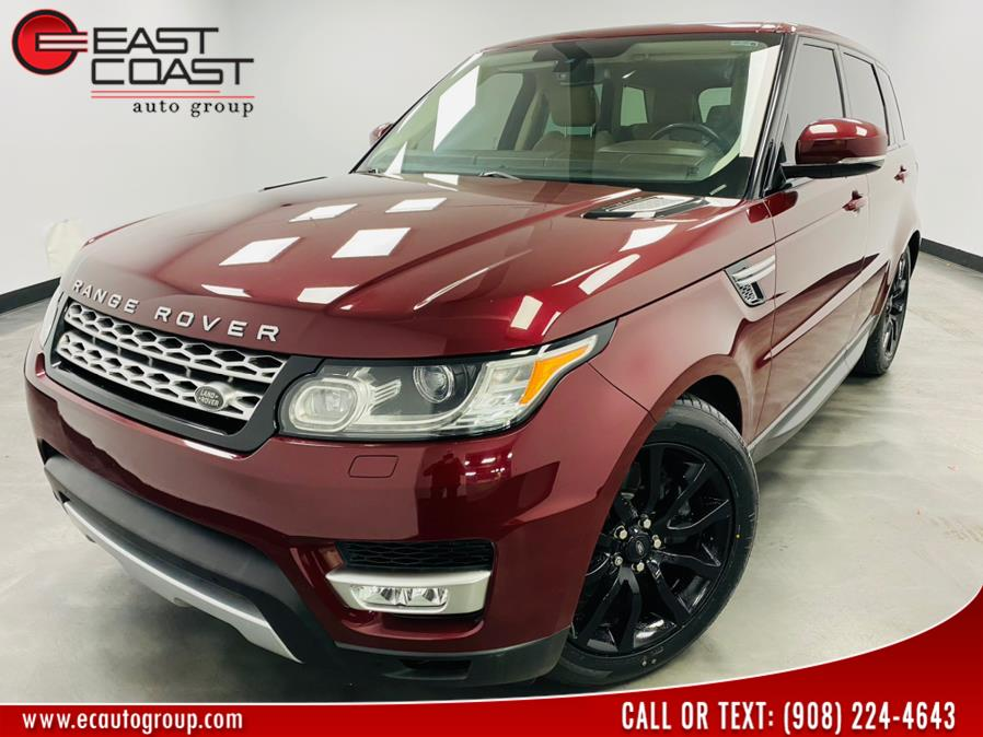 Used Land Rover Range Rover Sport 4WD 4dr HSE 2015 | East Coast Auto Group. Linden, New Jersey