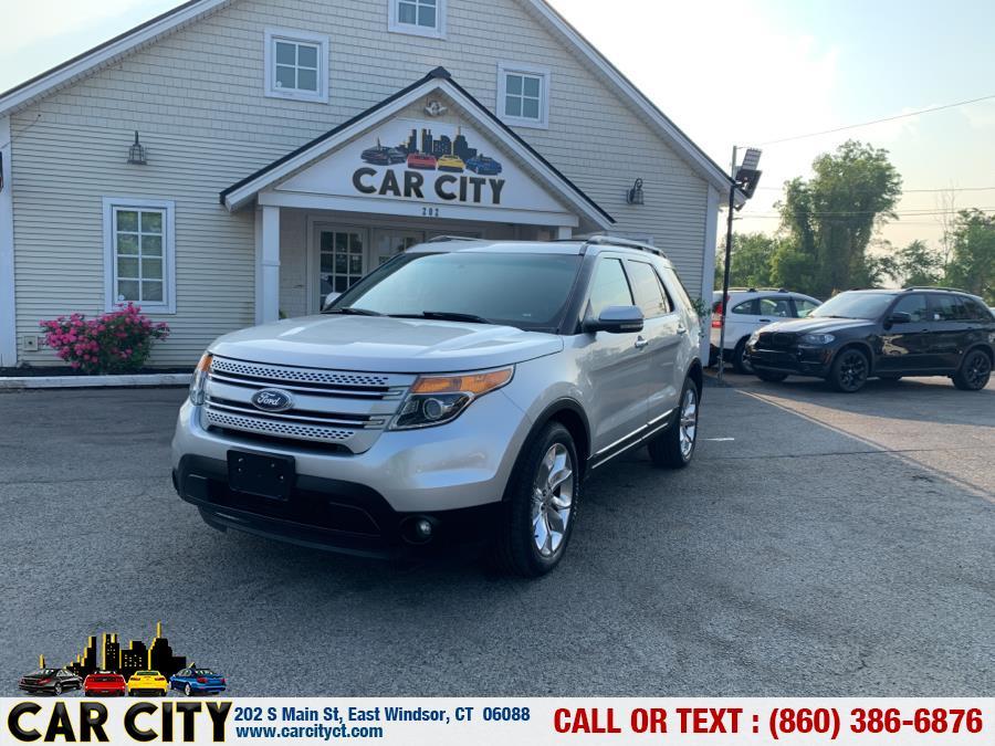 Used Ford Explorer 4WD 4dr Limited 2011 | Car City LLC. East Windsor, Connecticut