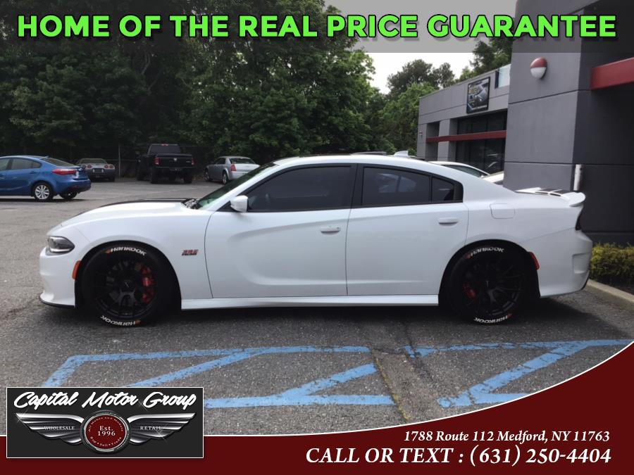 Used Dodge Charger 4dr Sdn SRT 392 RWD 2016 | Capital Motor Group Inc. Medford, New York