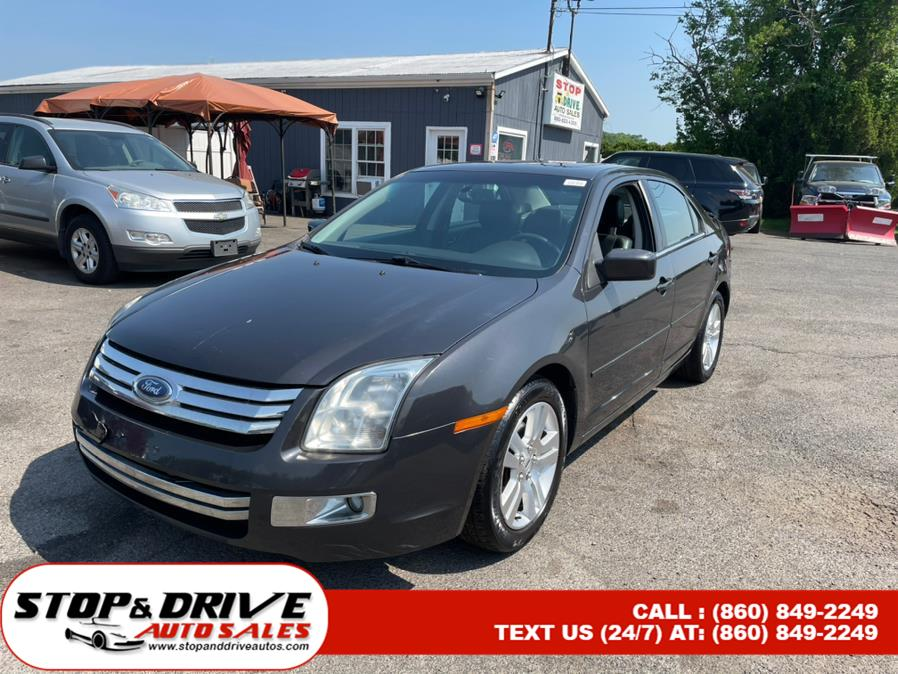 Used 2007 Ford Fusion in East Windsor, Connecticut | Stop & Drive Auto Sales. East Windsor, Connecticut