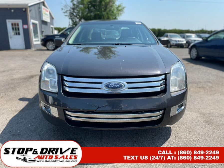 Used Ford Fusion 4dr Sdn V6 SEL FWD 2007 | Stop & Drive Auto Sales. East Windsor, Connecticut