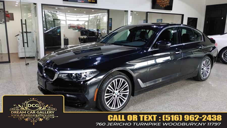 Used BMW 5 Series 530i xDrive Sedan 2018 | Dream Car Gallery. Woodbury, New York