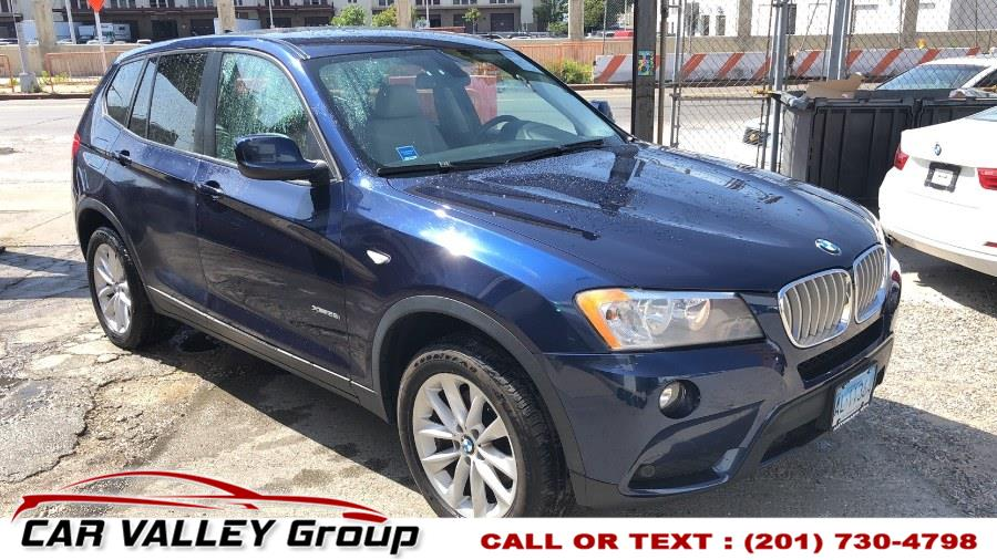 Used 2014 BMW X3 in Jersey City, New Jersey   Car Valley Group. Jersey City, New Jersey