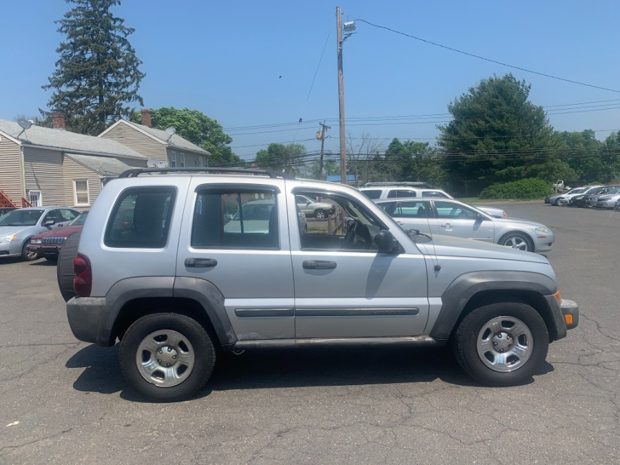 Used Jeep Liberty 2WD 4dr Sport 2007 | CT Car Co LLC. East Windsor, Connecticut
