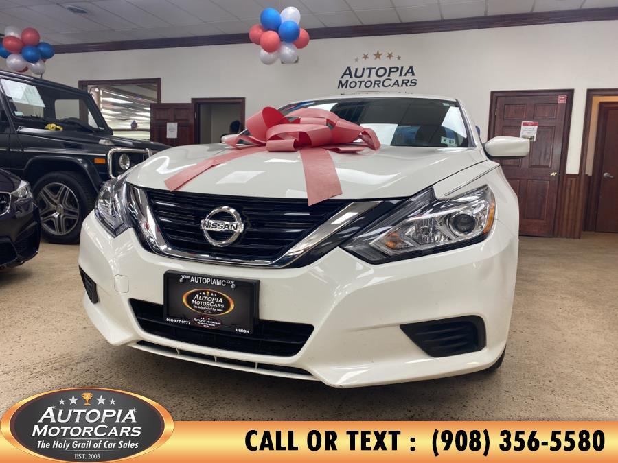 Used Nissan Altima 2.5 SR Sedan 2018 | Autopia Motorcars Inc. Union, New Jersey