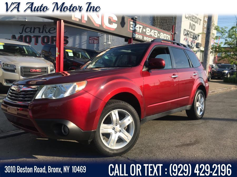 Used 2009 Subaru Forester (Natl) in Bronx, New York | VA Auto Motor Inc. Bronx, New York
