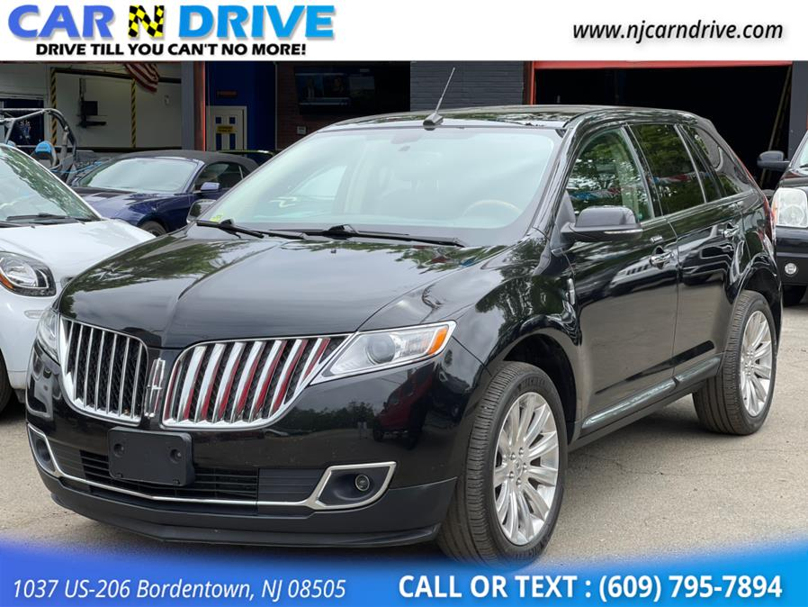 Used Lincoln Mkx AWD 2015 | Car N Drive. Bordentown, New Jersey